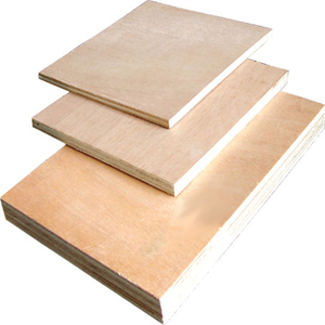 Supply E1 E2 furniture decoration use plywood poplar core 3mm