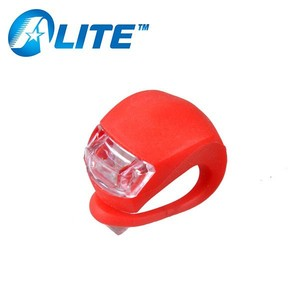 YT-YJ008-2 Rear Warning 2LED Bicycle Light For Bicycle