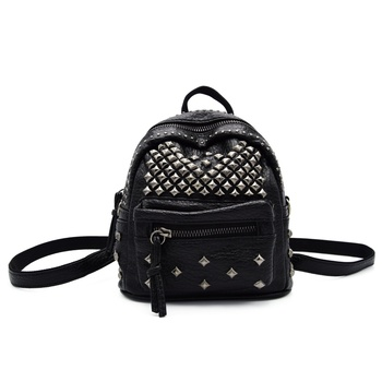 RY1410New Plaid Quilted Lining Fashion Women Leather Backpack Diamond Lady  Travel Bag College Female Tassels Back e35fe005addf8