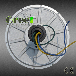 1kw 2kw 3kw 5kw 220V Permanent Magnet Generator/Alternator with CE