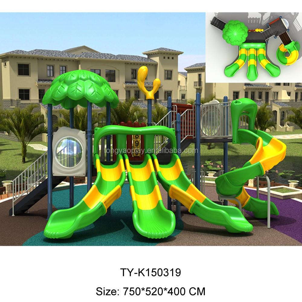Used Metal Playground Equipment : Attractive children used outdoor playground equipment for