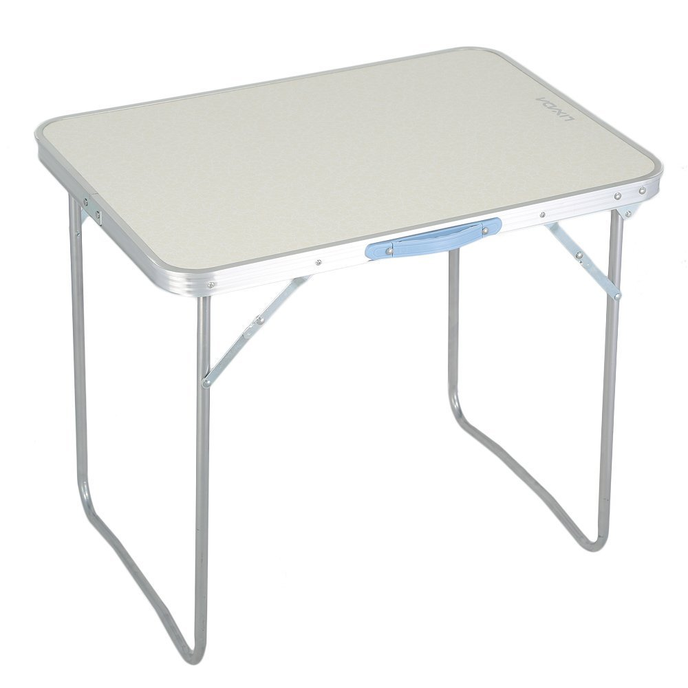 Lixada Folding Portable Table, Indoor/Outdoor/Picnic Party/Dining