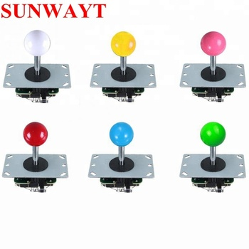 Best selling arcade game machine fighting joystick good quality Sanwa joystick for jamma mame Respbrry pi 1/2/3