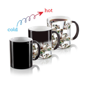 heat sensitive mug color changing mug ceramic magic mug