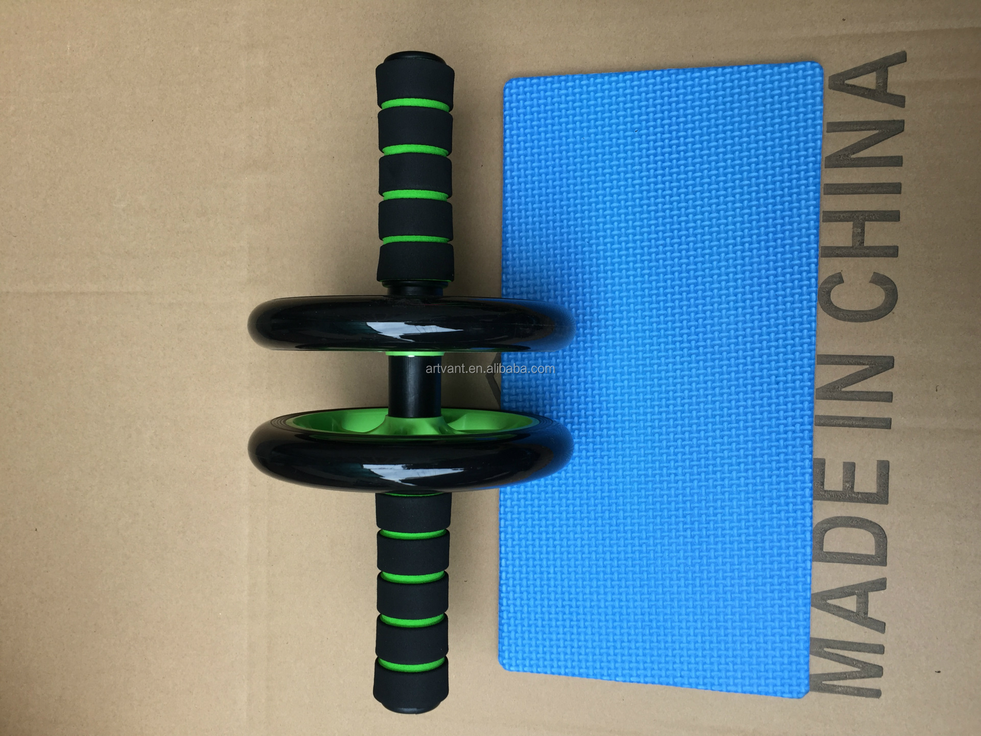 2019 Popular Fitness Abdominal Muscle Exercise Wheel and Outdoor Abdominal Muscle Exercise Tool and Weight Loss Exercise Tool