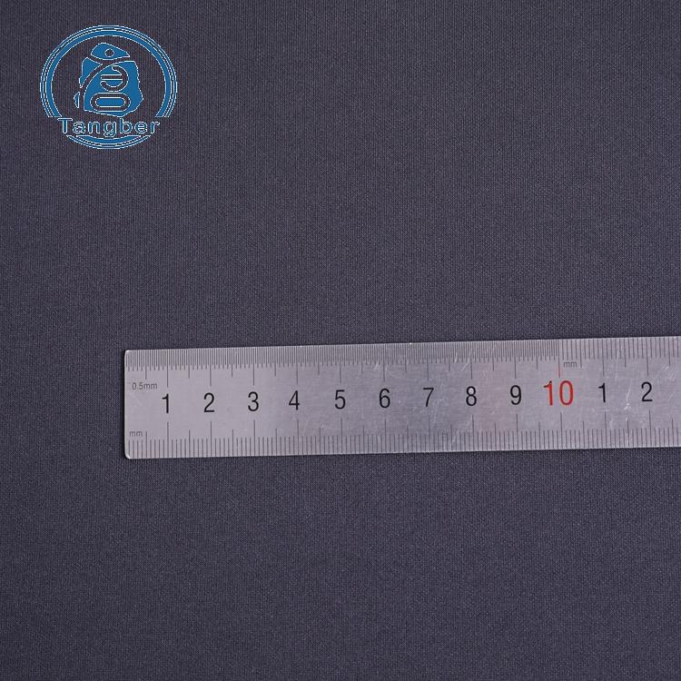 चीन गर्म उच्च खिंचाव खेलों Zakuni 93 पॉलिएस्टर 7 स्पैन्डेक्स बुनना योग कपड़े
