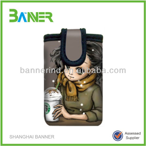 Cartoon Mobile Phone Bag