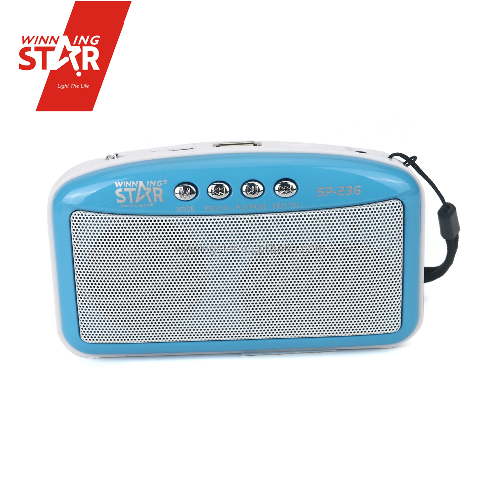 Winning Star radio pocket am fm internet car radio with sim card