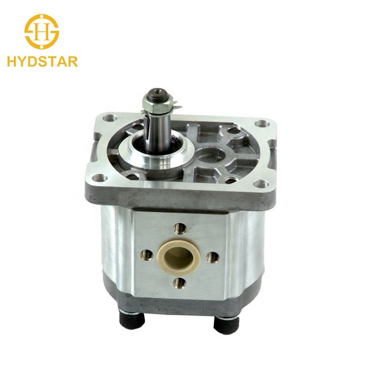 Excavator Parts 2PF Small Axial Gear Oil Pump For Rexroth