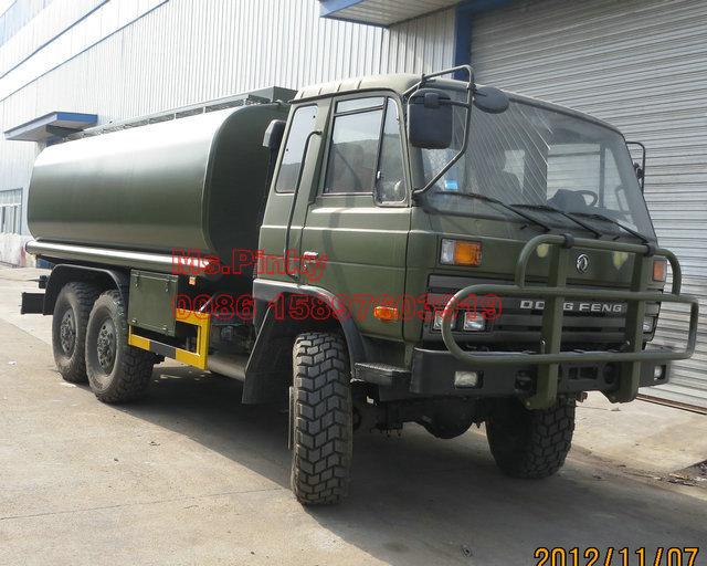 dongfeng v hicule militaire militaires v hicule blind de carburant camion citerne pour les. Black Bedroom Furniture Sets. Home Design Ideas