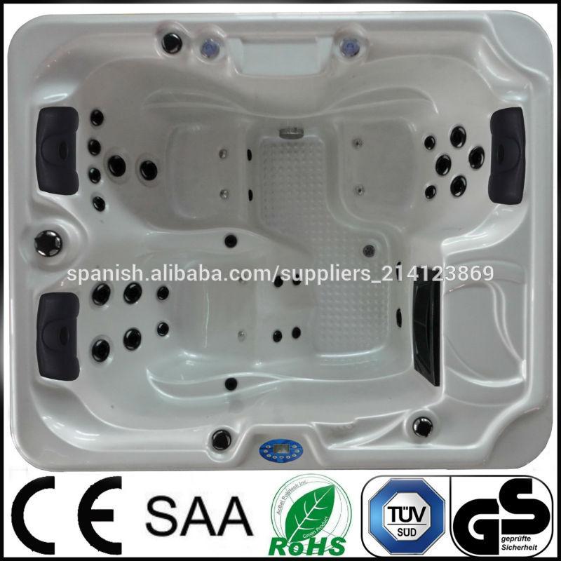 nueva bañera de hidromasaje seguridad desgin exterior spa jacuzzi ...