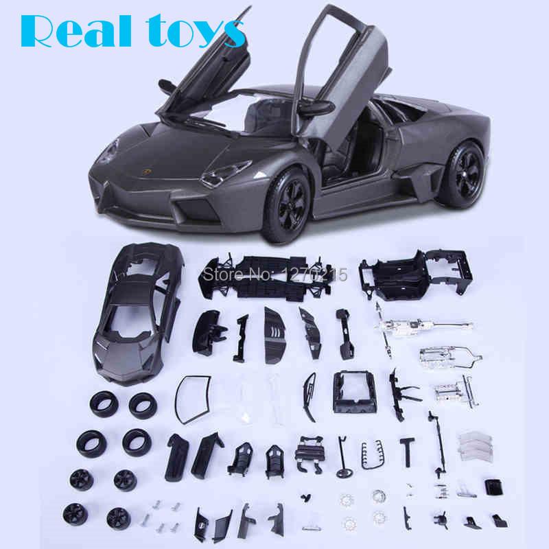 METAL MODEL CAR KITS