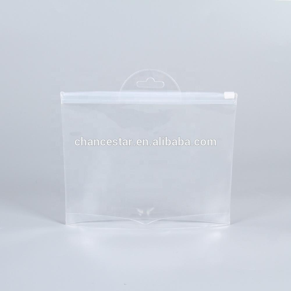 Custom Clear Eva Plastic Hanger Bag