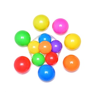 Cheap Kids Plastic Pit Balls for Ball Pool & Ball Pit