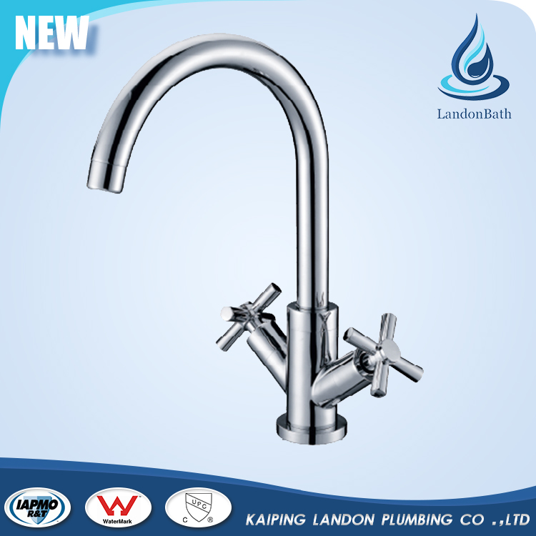High level single hole basin faucet / bathroom faucet mixer / lavatory faucet