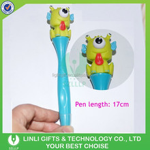 Fashionable Cute Animal Plastic Rollerball Pen,Plastic Ball Pen