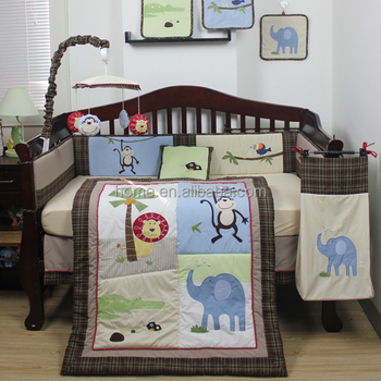 0751714adb3da 100 coton bébé ensemble de literie ensemble de literie de lit de bébé lit bébé  ensemble