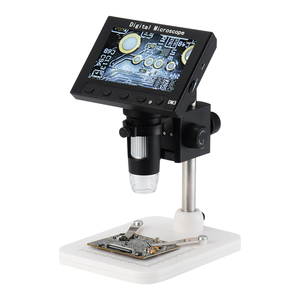 1000X Wireless Digital Microscope With 4.3 inch HD LCD Screen