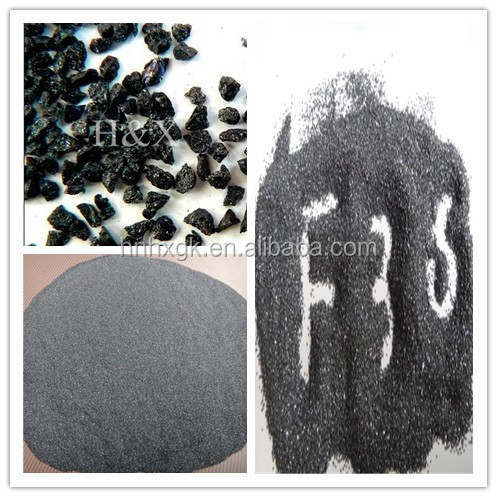 China Supply Black Silicon Carbide for Abrasive and Refractory