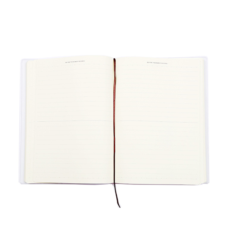 Reusable Leather Cute Notebook With Clasp Binding Ring Button 1 Malaysia