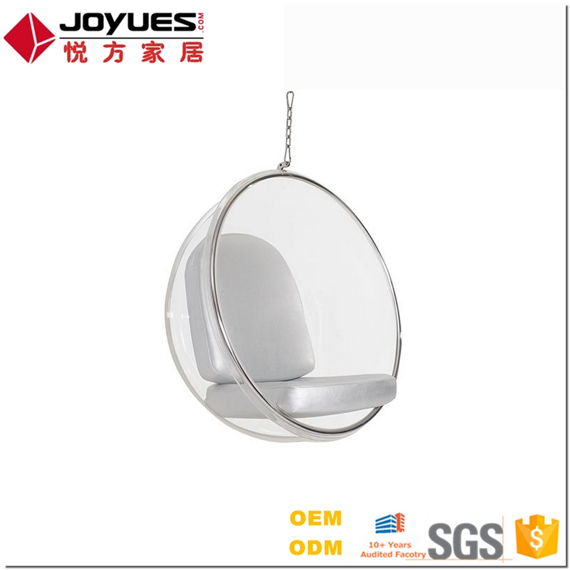 Bubble chair_Adeltagrey Acrylic leisure hanging swivel chair leisure bubble chair