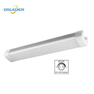 china supplier ip65 dust proof light fixture factory prices led tri-proof light