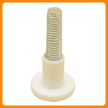 Piedini Plastica Per Sedie.Regolabile Scivolano Vite Piedi Piedini Per Mobili In Plastica Per