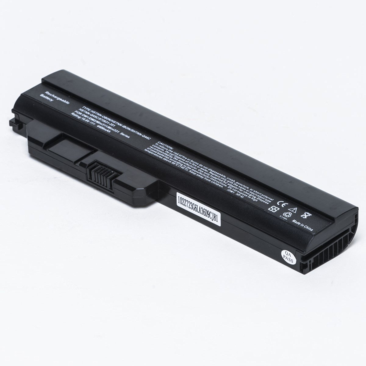 HPDM1-6 - Laptop Battery For Hp Mini 311 311-1000NR 311-1037NR Pavilion DM1-1010SS P/N's: PT06 586029-001