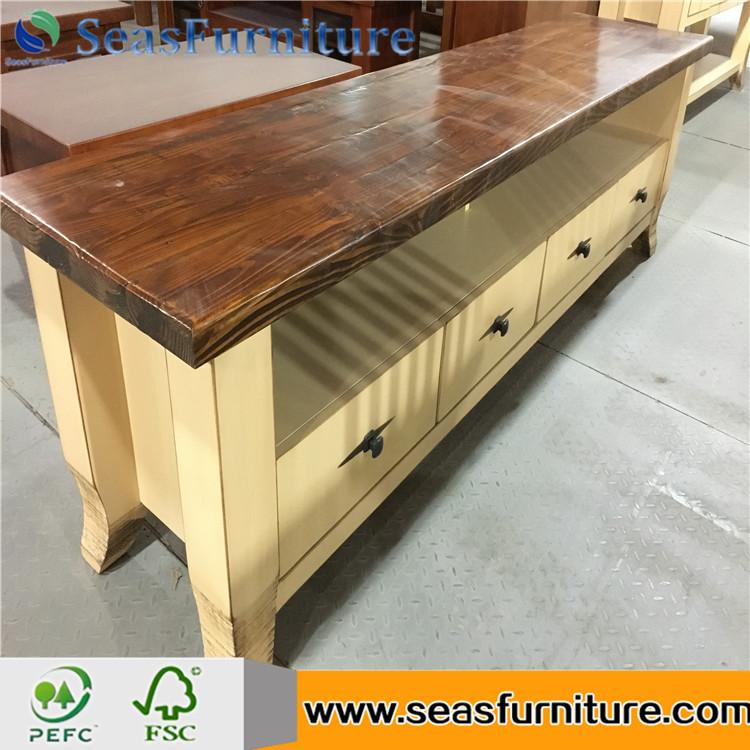 madera natural cocina encimera mesa de madera para restaurante cocina top cortado a tamao vanidad encimera