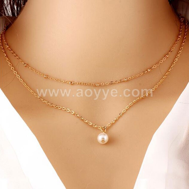 Simple Gold Necklace Designs, Simple Gold Necklace Designs ...