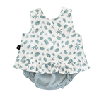 New style high quality clothes shorts set baby girl clothes