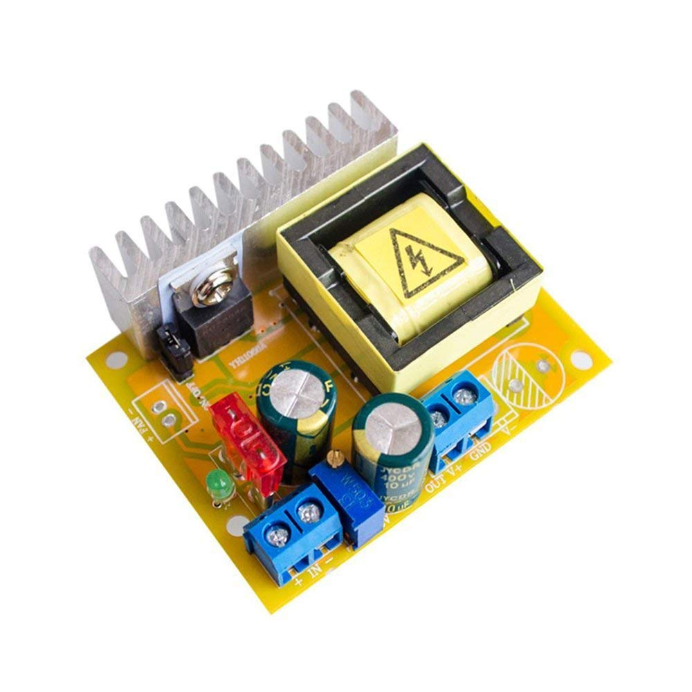 Cheap Output Voltage Regulator Find Deals Circuit Can Adjustable Electronic Get Quotations New Dc High Capacitor Charging Zvs Boost Module Guns 45 390v 780v