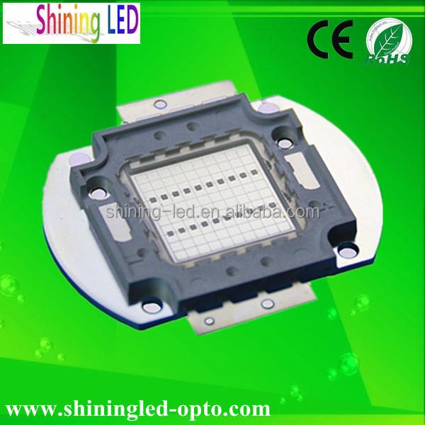 Ultra violet Diode Epileds Chip High Power COB 10W, 30W, 40W, 50W, 60W, 100W, 200W, 300W, 400W, 500W, 20W UV LED 365nm