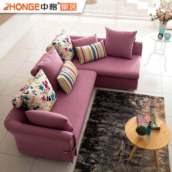 Cool Fair Price Living Room Furniture L Shaped Corner Purple Colour Fabric Sectional Sofa Set Buy Purple Sectional Sofa Set Purple Colour Fabric Ibusinesslaw Wood Chair Design Ideas Ibusinesslaworg