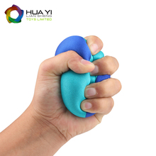 Wholesale high quality TPR Lycra custom shape stress ball and memory foam stress ball
