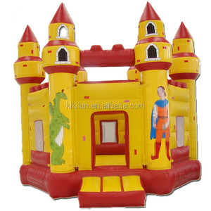 Kids inflatable toys / adult inflatable jumping bouncy castle for sale with blower / inflatable jumpoline bouncer made in China