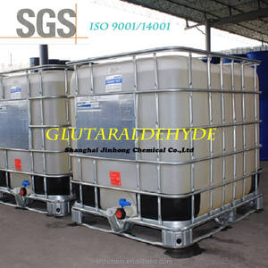 Glutaraldehyde 50% Solution in Water Treatment Chemical