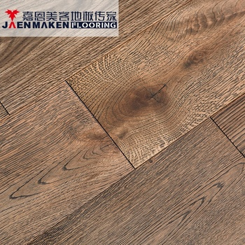 Solid Wood Engineered Flooring Tg Locking Easy Installation View