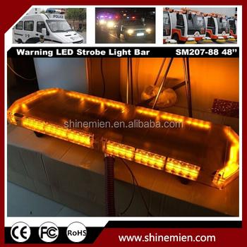 88w amber led warning lightbar1200mm waterproof emergency light bar 88w amber led warning lightbar1200mm waterproof emergency light bar aloadofball Gallery