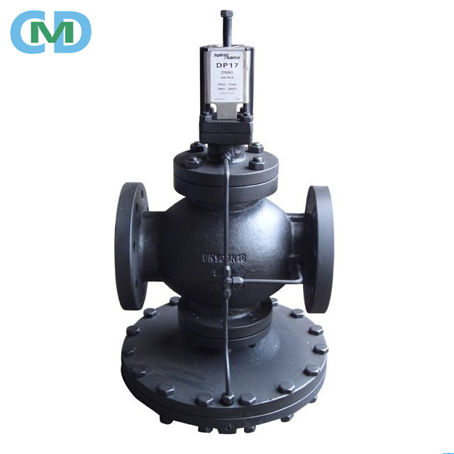 DP17 DP143 DN32 PN16 PN40 Steam Pressure Reducing Valve with Price List