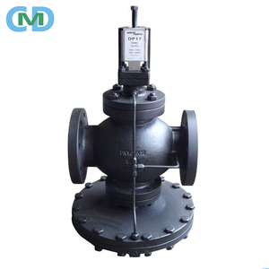 DP17 DP143 Pilot Operated Steam Pressure Reducing Valve with Price List