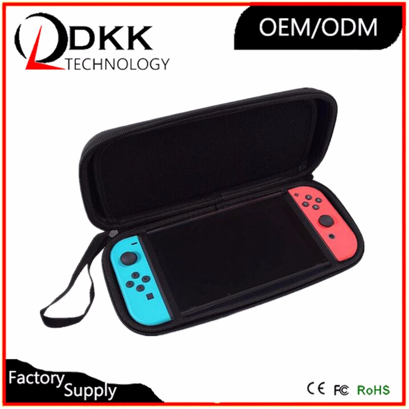 Carrying Case Hard Travel Protective Bag for Nintendo Switch Game Console Accessories NS EVA Bag for Traveling