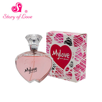 100ml Story of love sexy exported women perfume