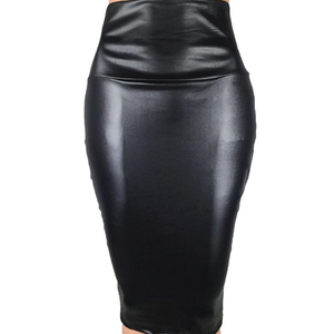 8260256378 Leather Bodycon Skirt, Leather Bodycon Skirt Suppliers and Manufacturers at  Alibaba.com