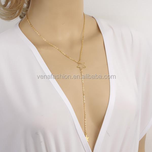Gold Letter Pendant Alphabet Crystal NecklaceLetter H Necklace