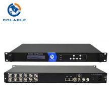 COL5011U-4CT 4 CH AV to RF DVB-T Converter, Encodulator