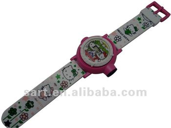 10 Image Projection Gift Watch