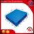 Steel reinforced large stackable plastic pallet made in china