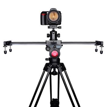 YELANGU L60A Aluminum DSLR Camera Slider Optional 80/100/120cm Track Road