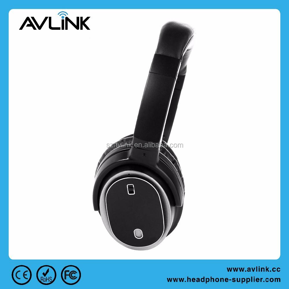 Avlink Active Noise Cancelling Wireless Headphones Bnc80 Aptx ...